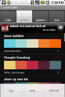 Screenshot of I Love Color