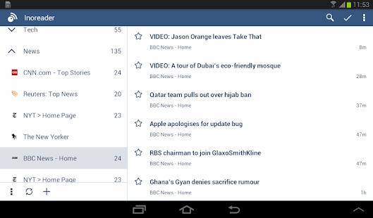 Inoreader - RSS & News Reader Screenshot 24