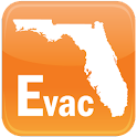 Florida Evacuates logo