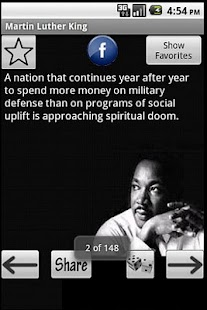 Martin Luther King Jr Quotes - screenshot thumbnail