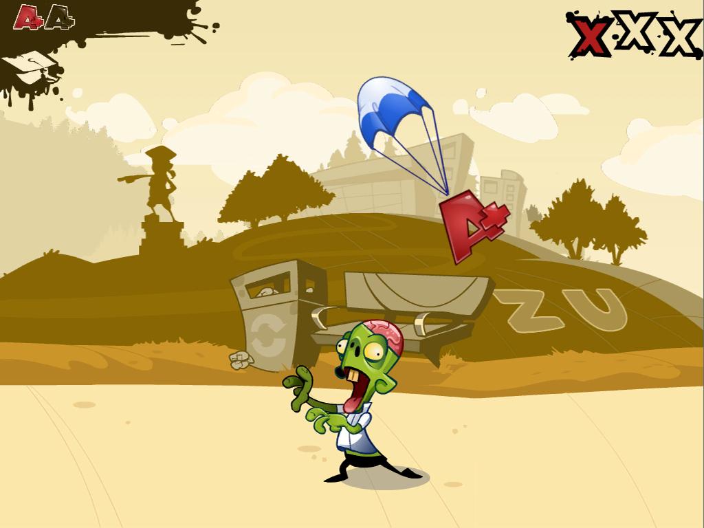 Zombie College - screenshot