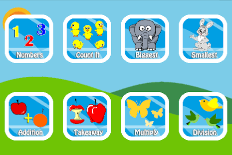 Maths Learning For Kids- screenshot thumbnail