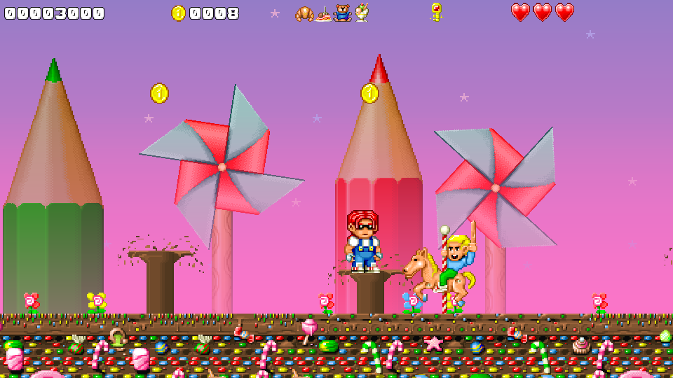 SUPERBLAM! - The Super Hero- screenshot