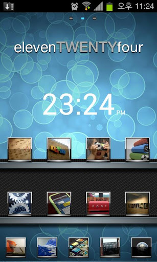 HD Photo Go Launcher Theme v1.0