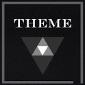 Plada 3.0 Black Theme icon
