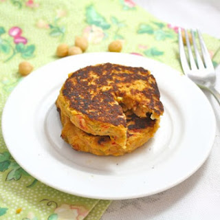 The World's Healthiest Veggie Burger Patty [V, GF]
