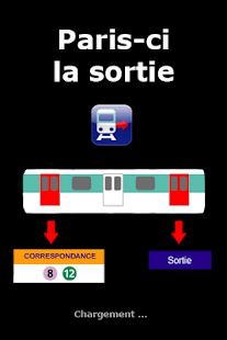 Paris ci la Sortie du Métro - screenshot thumbnail