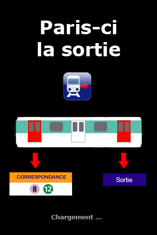 Paris ci la Sortie du Métro- screenshot