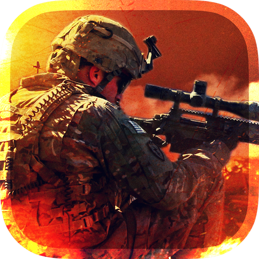 山の狙撃ミッション3D 動作 App LOGO-硬是要APP