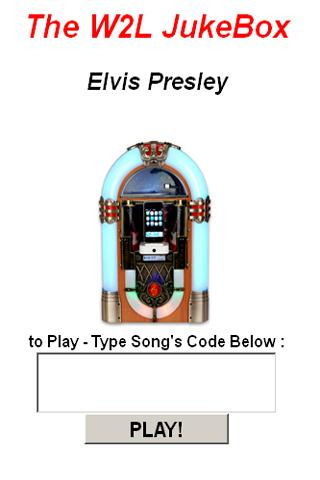 Elvis Presley - Jukebox - screenshot