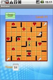 BeGone - screenshot thumbnail