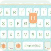 Good Weather _Ikeyboard Theme