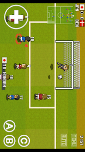 PORTABLE SOCCER DX Lite- screenshot thumbnail