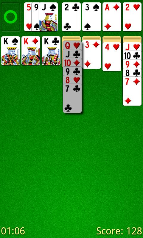 Solitaire Free- screenshot