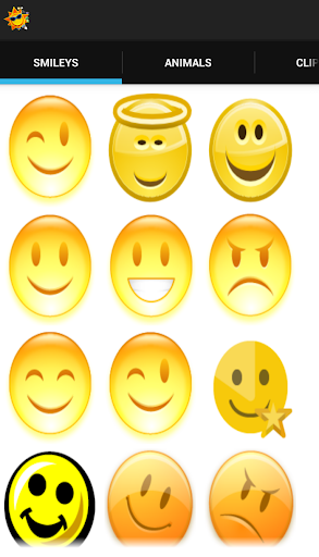 Chat Smileys