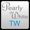 Pearly White TW ADW icon