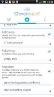 Screenshot of Clevertweet