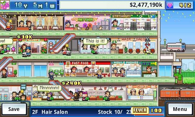 Mega Mall Story- screenshot