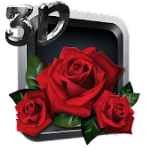 Rose 3D Magic Live WallPaper