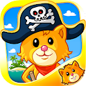 Amazing Pirate Puzzle For Kids