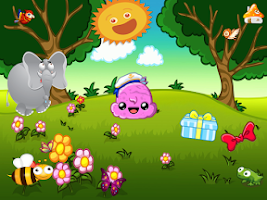 Screenshot of Arabic Fun With Popo