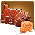 GO SMS Pro Gingerbread Theme icon
