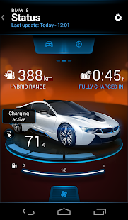 BMW i Remote - screenshot thumbnail