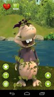 Screenshot of Talking Ronald Hippo
