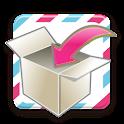 StickMan Mono for DECOCUTE logo