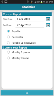 Bill Reminder Expense Tracker - screenshot thumbnail