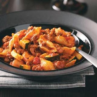 Italian Beef and Shells