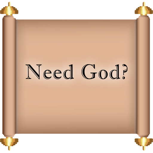 Need God? LOGO-APP點子