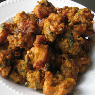 Chicken Pakora.
