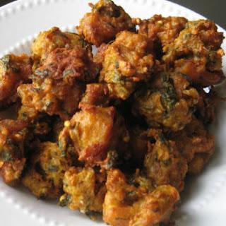 Chicken Pakora.