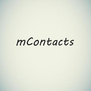 mContacts Gratis