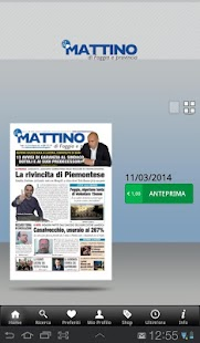 Il Mattino di Foggia - screenshot thumbnail