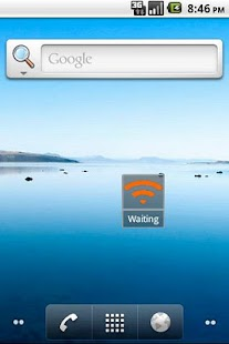 Auto open Wi-Fi connection- screenshot thumbnail