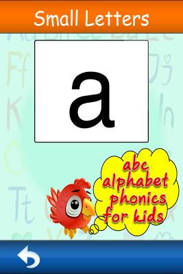 Genius Kids Learning ABC Games - screenshot