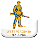 West Virginia Keyboard icon