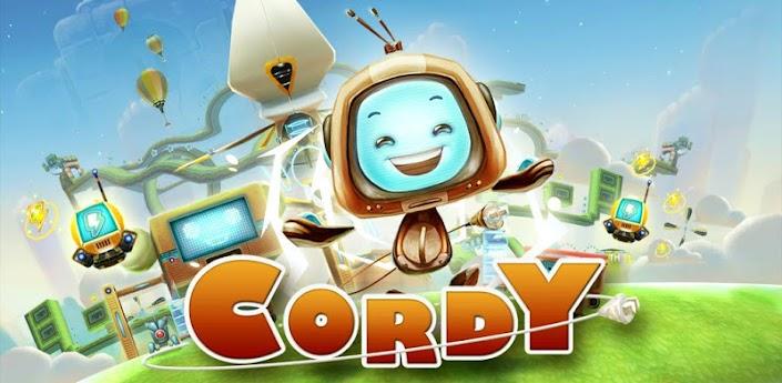 Скачать Cordy - одна из лучших 3D игр для Android