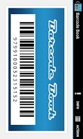 Screenshot of Barcode Book
