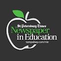 Tampa Bay Times NIE 2012 logo