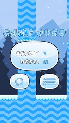 Flappy Penguin - screenshot