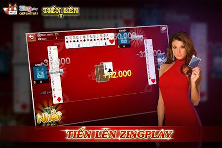 Tiến lên - tien len - ZingPlay 1.15 screenshot 359856