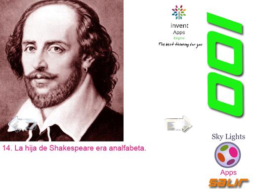 【免費娛樂App】100 Cosas Que Debes Saver-APP點子