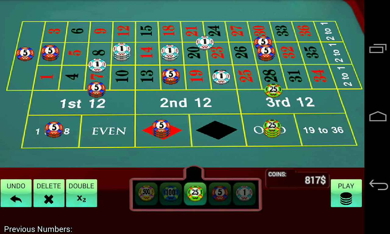roulette strategy simulator