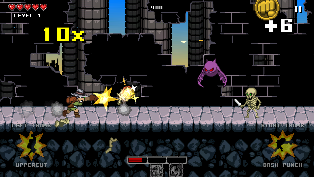Punch Quest screenshot #4