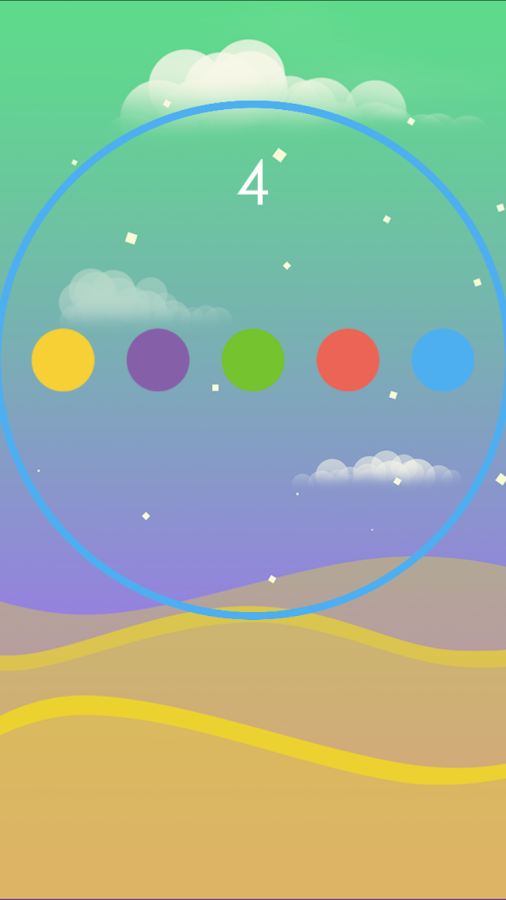 MiGHTY DOTS- screenshot