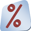 Porcentaje Total icon