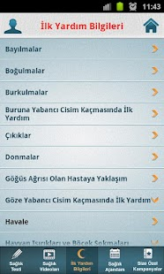 Acibadem Mobil Saglik - screenshot thumbnail